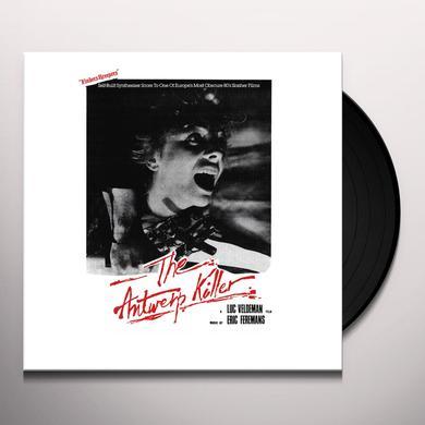 Eric Feremans ANTWERP KILLER Vinyl Record