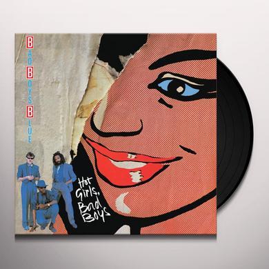 Bad Boys Blue HOT GIRLS BAD BOYS Vinyl Record