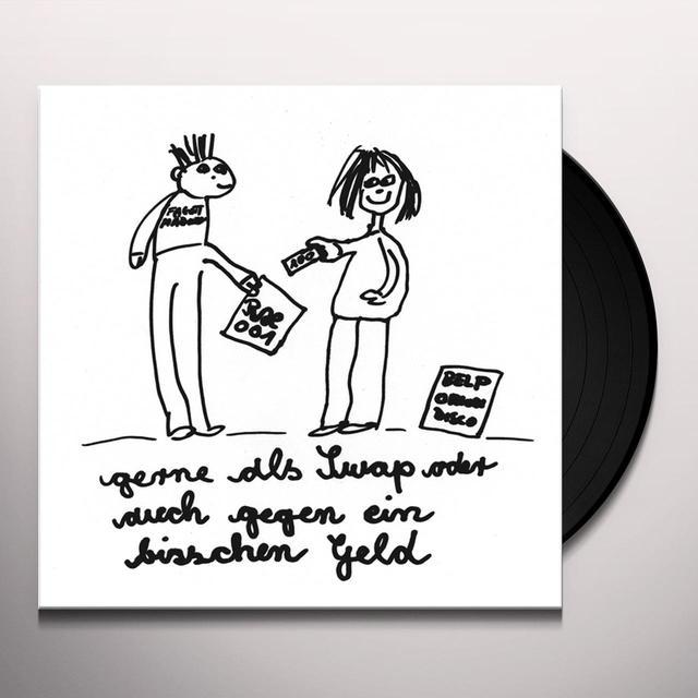 GERNE ALS SWAP ODER AUCH GEGEN EIN BISSCHEN / VAR Vinyl Record