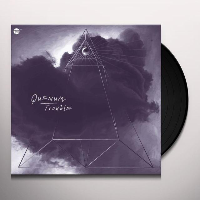 Quenum TROUBLE Vinyl Record