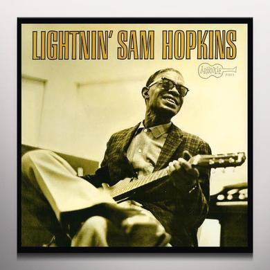 Lightnin Sam Hopkins LIGHTNIN' SAM HOPKINS Vinyl Record