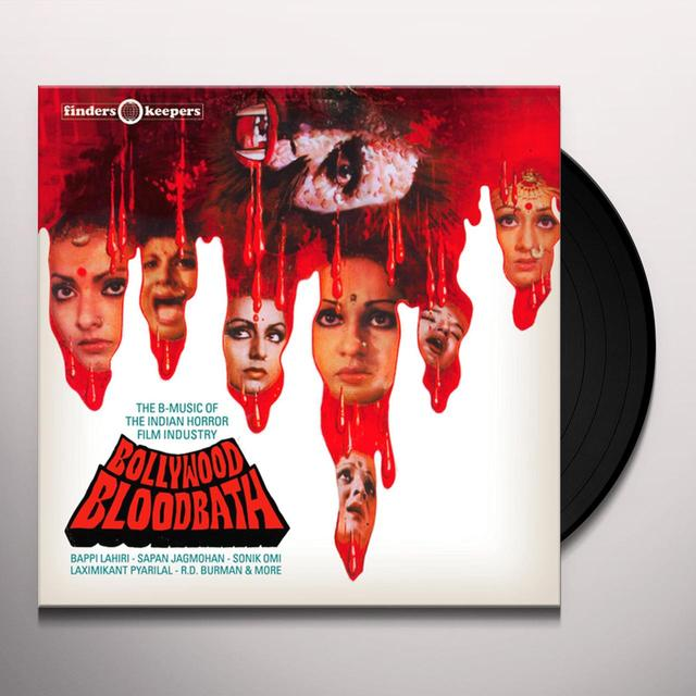 BOLLYWOOD BLOODBATH: THE B-MUSIC OF THE / VARIOUS Vinyl Record