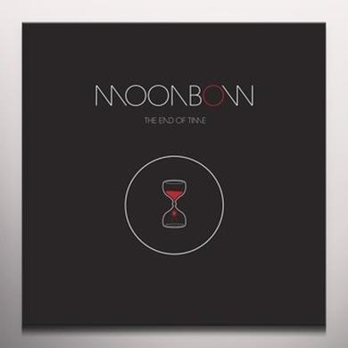Moonbow END OF TIME Vinyl Record - Colored Vinyl, Red Vinyl