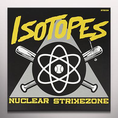 Isotopes NUCLEAR STRIKEZONE Vinyl Record
