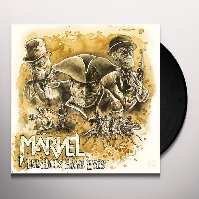 Marvel HILLS HAVE EYES Vinyl Record - Limited Edition