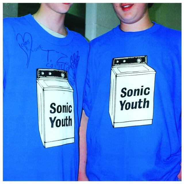 Sonic Youth WASHING MACHINE Vinyl Record