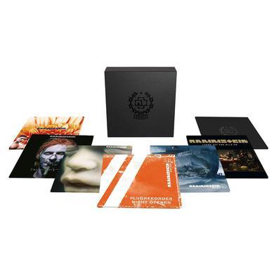 Rammstein XXI - THE VINYL BOX SET Vinyl Record