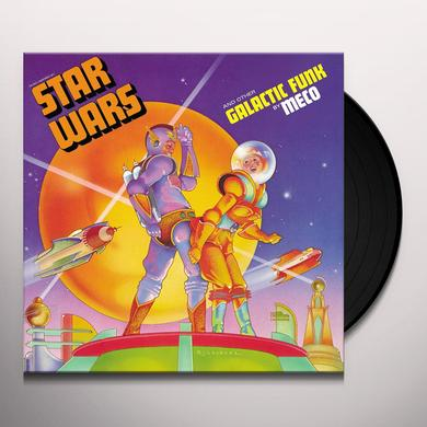 Meco MUSIC INSPIRED BY STAR WARS & OTHER GALACTIC FUNK Vinyl Record