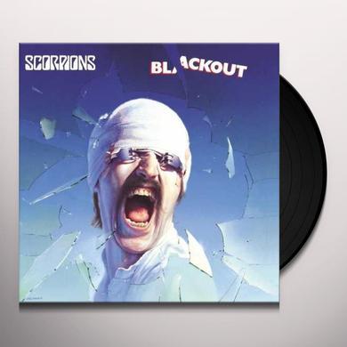 Scorpions BLACKOUT Vinyl Record