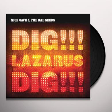 Nick Cave & The Bad Seeds DIG LAZARUS DIG Vinyl Record