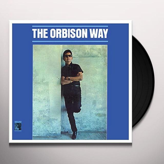 Roy Orbison ORBISON WAY Vinyl Record
