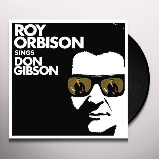ROY ORBISON SINGS DON GIBSON Vinyl Record