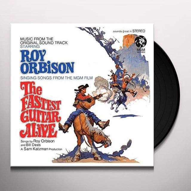Roy Orbison FASTEST GUITAR ALIVE Vinyl Record