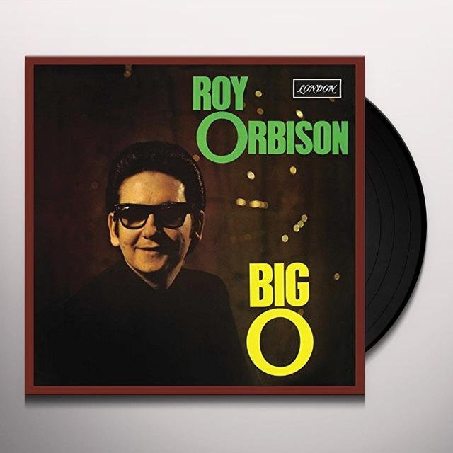 Roy Orbison BIG O Vinyl Record