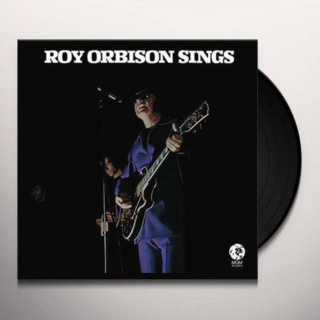 ROY ORBISON SINGS Vinyl Record