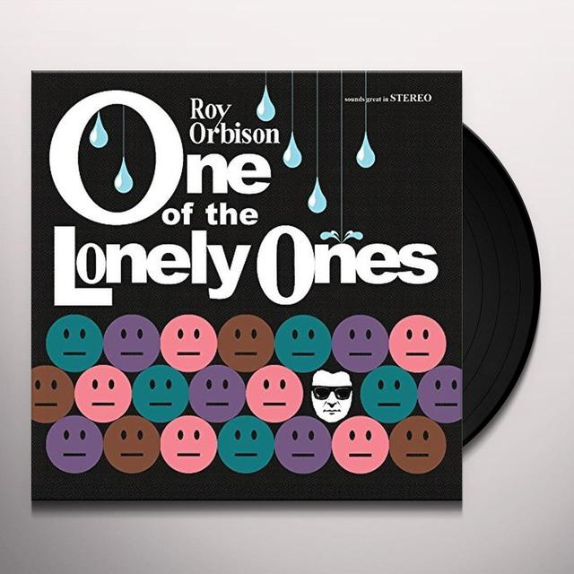 Roy Orbison ONE OF THE LONELY ONES Vinyl Record