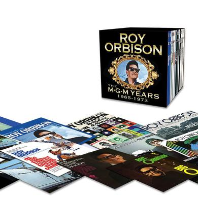 ROY ORBISON THE MGM YEARS Vinyl Record