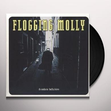 Flogging Molly DRUNKEN LULLABIES Vinyl Record - Gatefold Sleeve, Limited Edition
