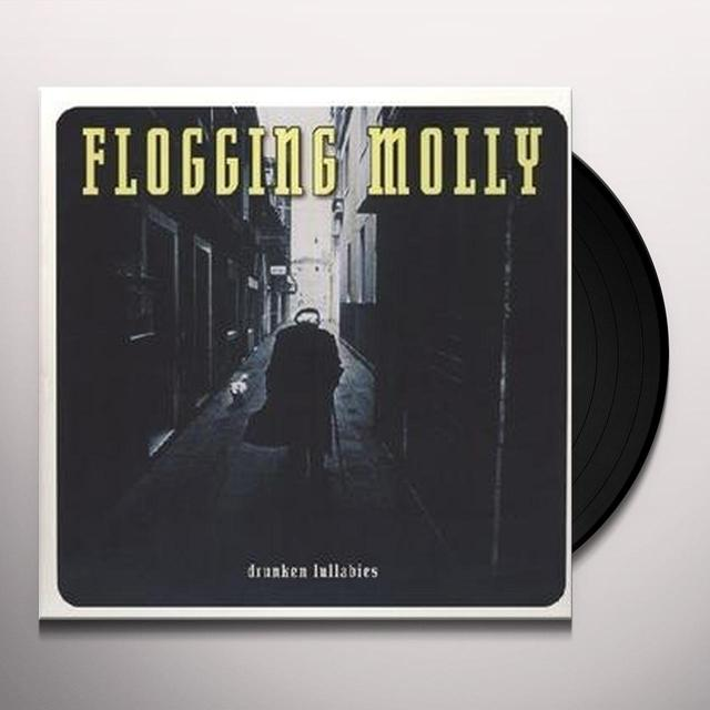 Flogging Molly DRUNKEN LULLABIES Vinyl Record - Gatefold Sleeve, Limited Edition
