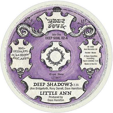 LITTLE ANN - TURN AROUNDS DEEP SHADOWS - STAY AWAY Vinyl Record