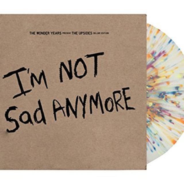 Wonder Years UPSIDES Vinyl Record