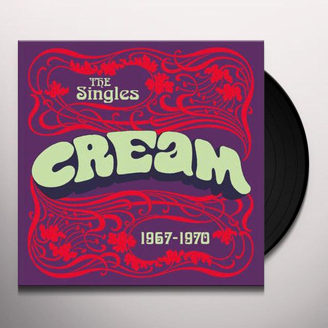 "Cream 7"" SINGLES BOX SET Vinyl Record"
