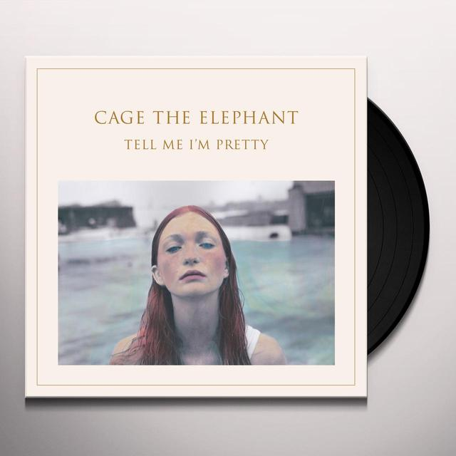 Cage The Elephant TELL ME I'M PRETTY Vinyl Record - Gatefold Sleeve, 180 Gram Pressing