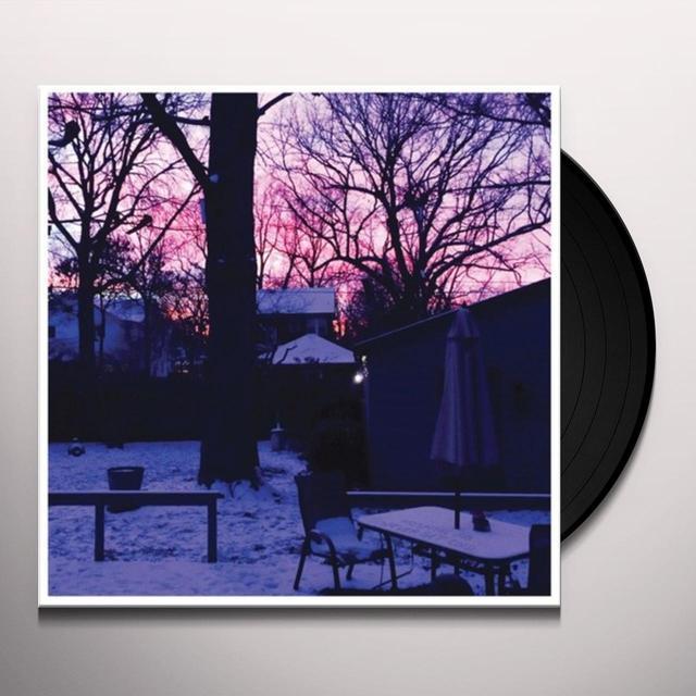 HOSPITAL JOB NEVER GET COLD Vinyl Record