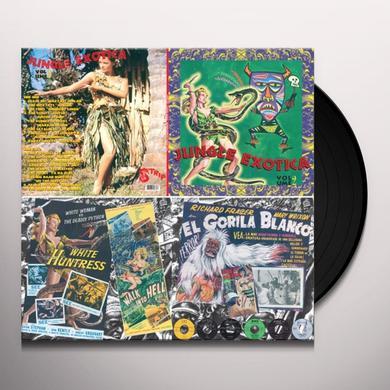 JUNGLE EXOTICA 2 / VARIOUS Vinyl Record