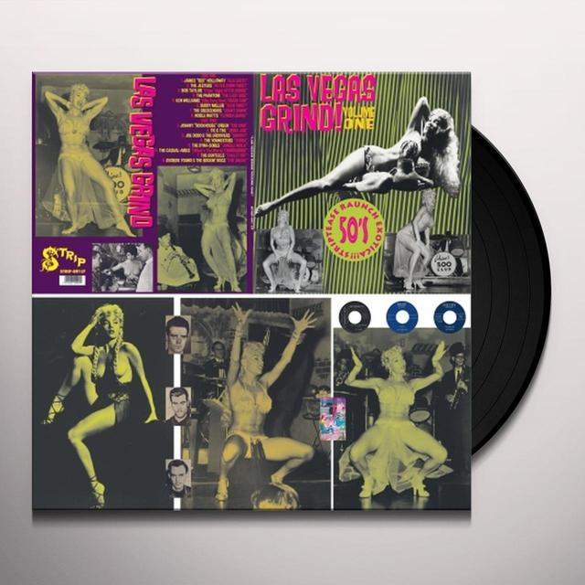 LAS VEGAS GRIND 1 / VARIOUS Vinyl Record