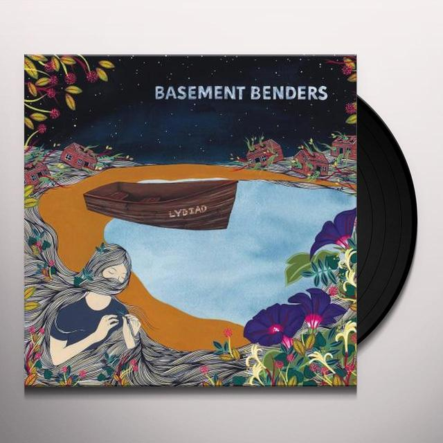 BASEMENT BENDERS LYDIAD (WSV) Vinyl Record