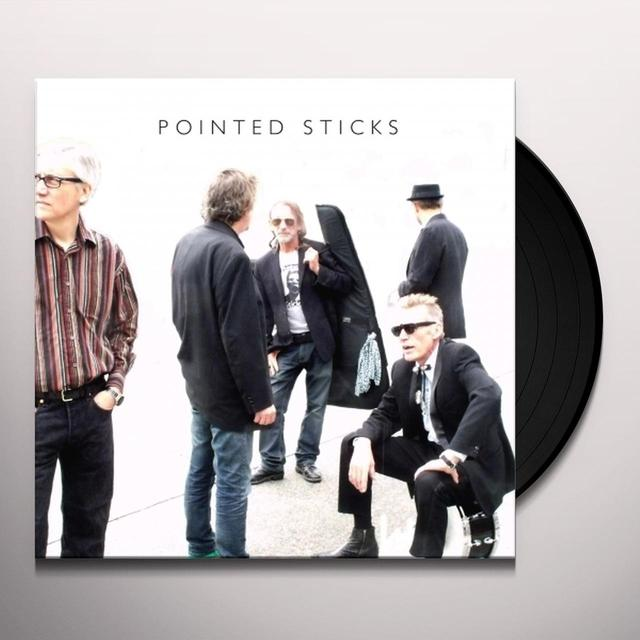 POINTED STICKS Vinyl Record