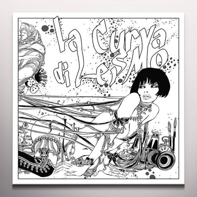 LA CURVA DI LESMO Vinyl Record - Gatefold Sleeve, Limited Edition, 180 Gram Pressing, White Vinyl, Poster