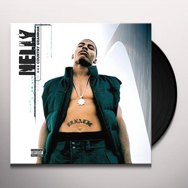 Nelly COUNTRY GRAMMAR Vinyl Record