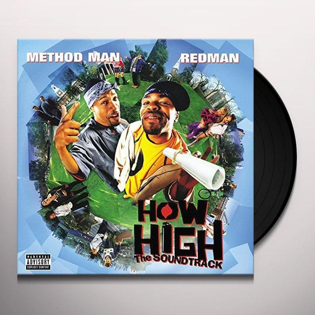 HOW HIGH / O.S.T. Vinyl Record