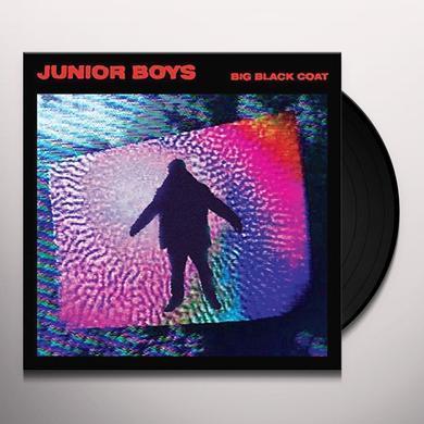 Junior Boys BIG BLACK COAT Vinyl Record - Black Vinyl, 180 Gram Pressing, MP3 Download Included