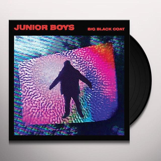 Junior Boys BIG BLACK COAT Vinyl Record