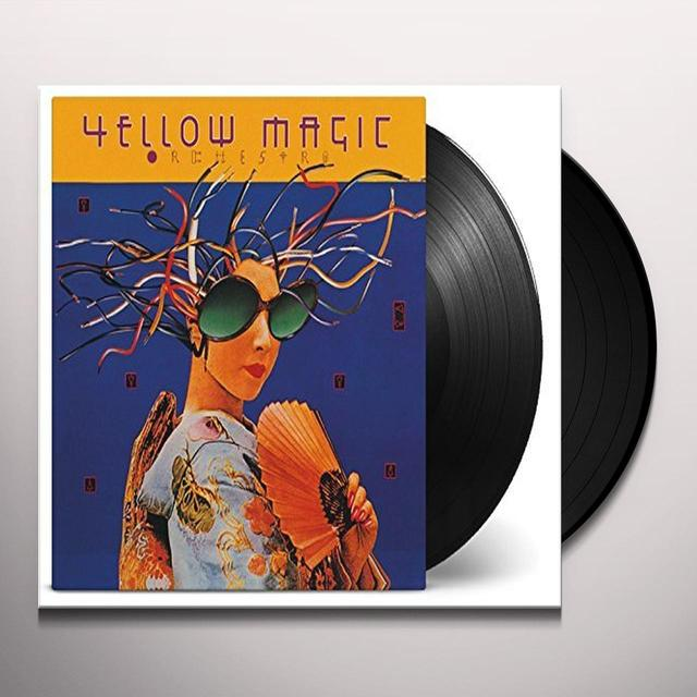 YMO USA & YELLOW MAGIC ORCHESTRA Vinyl Record - Holland Import