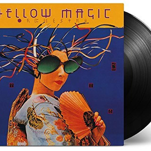 YMO USA & YELLOW MAGIC ORCHESTRA Vinyl Record