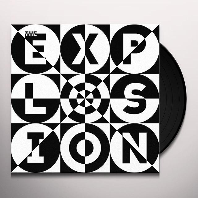 EXPLOSION Vinyl Record