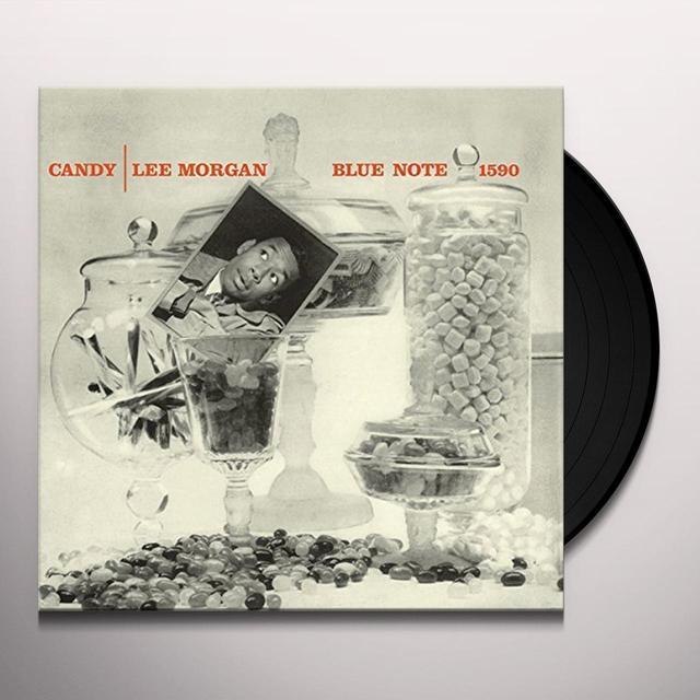 Lee Morgan CANDY Vinyl Record - 180 Gram Pressing, Spain Import