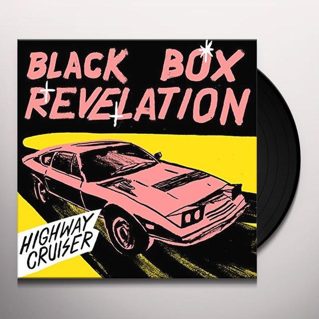 Black Box Revelation HIGHWAY CRUISER Vinyl Record - Holland Import