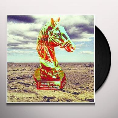 MIGHTY STEF YEAR OF THE HORSE Vinyl Record - UK Import