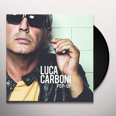 Luca Carboni POP-UP Vinyl Record - Italy Import
