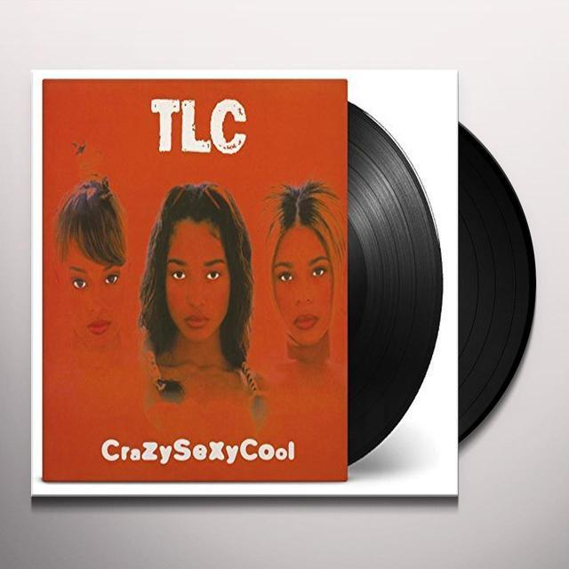 TLC CRAZYSEXYCOOL Vinyl Record - 180 Gram Pressing, Holland Import