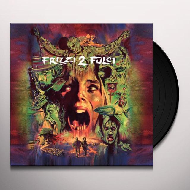 Fabio Frizzi FRIZZI 2 FULCI / O.S.T. Vinyl Record - Black Vinyl, 180 Gram Pressing