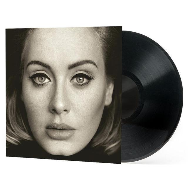 Adele 25 Vinyl Record
