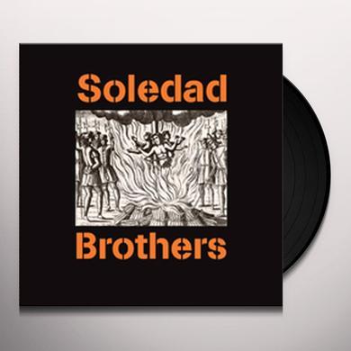 Soledad Brothers HUMAN RACE BLUES / SOLEDARITY Vinyl Record