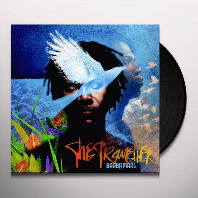 Baaba Maal TRAVELLER Vinyl Record - UK Release