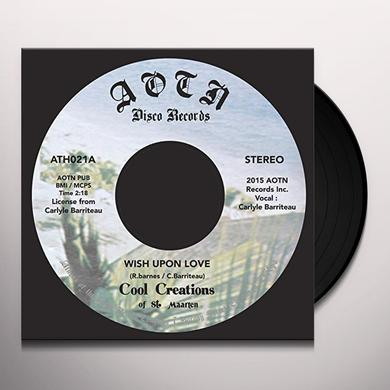 COOL CREATIONS WISH UPON LOVE Vinyl Record - UK Import